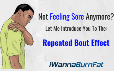 Repeated Bout Effect: Why You No Longer Get Sore