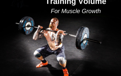 Training Volume: How many sets per muscle group?
